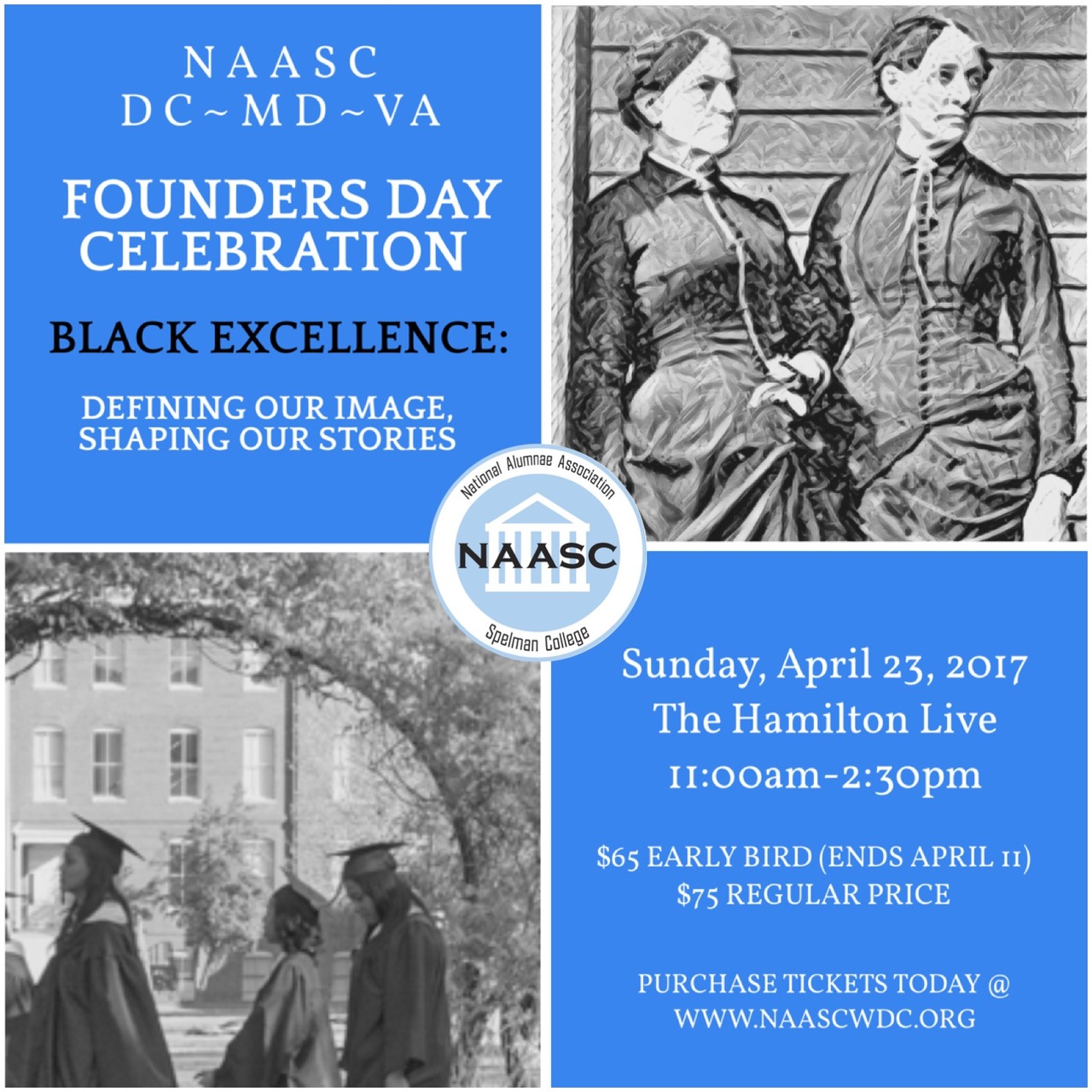 Founders Day Flyer